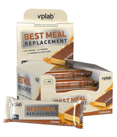 VPLab Best Meal Replacement Bar 60 g x 25 gab. (kaste)