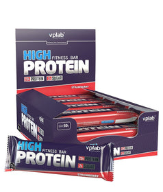 VPLab High Protein Bar 50 g x 20 gab. (kaste)