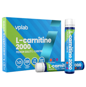 VPLab L-Carnitine 2000 25 ml x 7 gab.