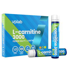 VPLab L-Carnitine 3000 25 ml x 7 gab.