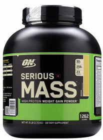 Optimum Nutrition Serious Mass 2,73 kg