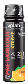 VPLab Pre-Workout Xtreme shot 80 ml