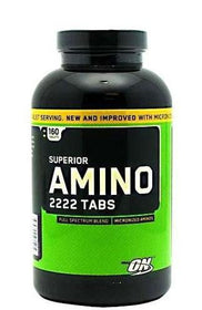 Optimum Superior Amino 2222 Tabs