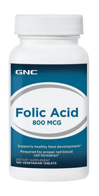 GNC Folic Acid 800