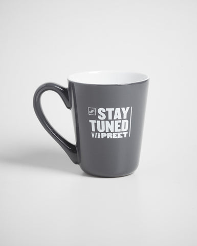 Stay Tuned Coffee Mug