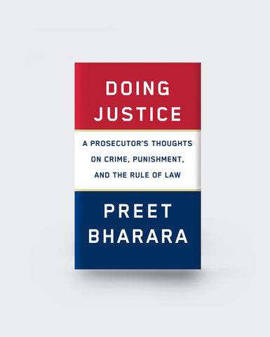 Doing Justice - Signed by Preet