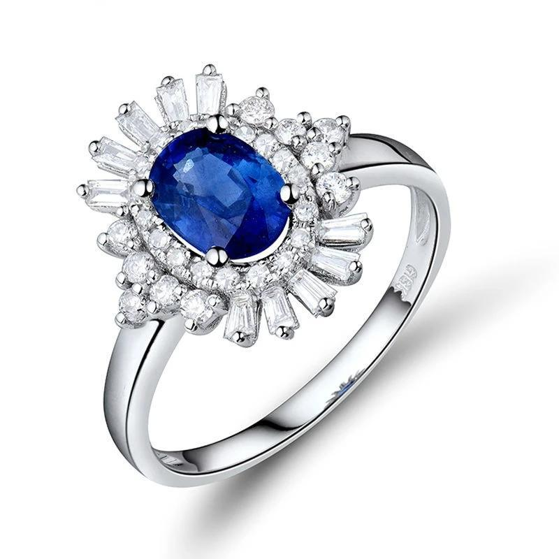 sapphire and diamond rings for sale