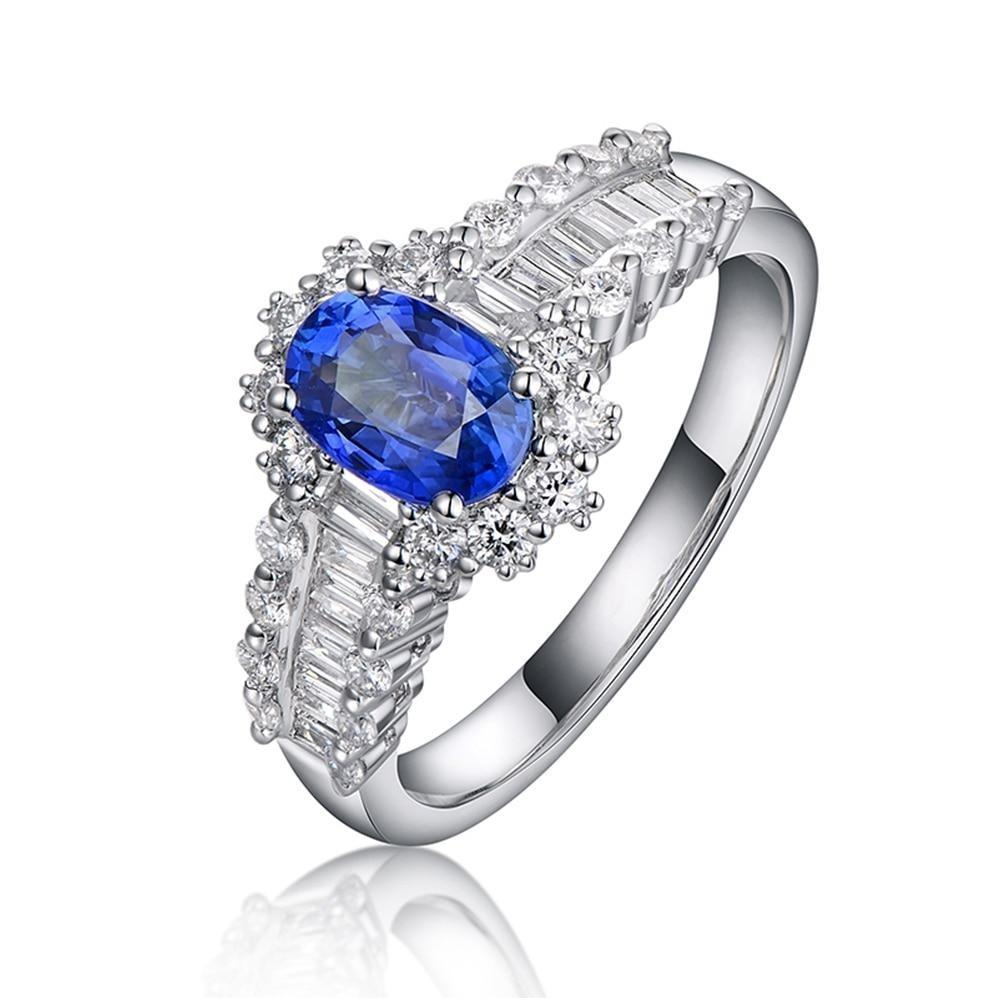 vintage sapphire engagement rings