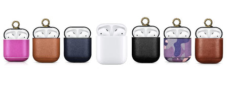 For AirPods 1 & 2 (Without LED Hole)