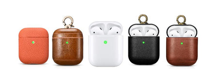 For AirPods 2 (LED Hole)