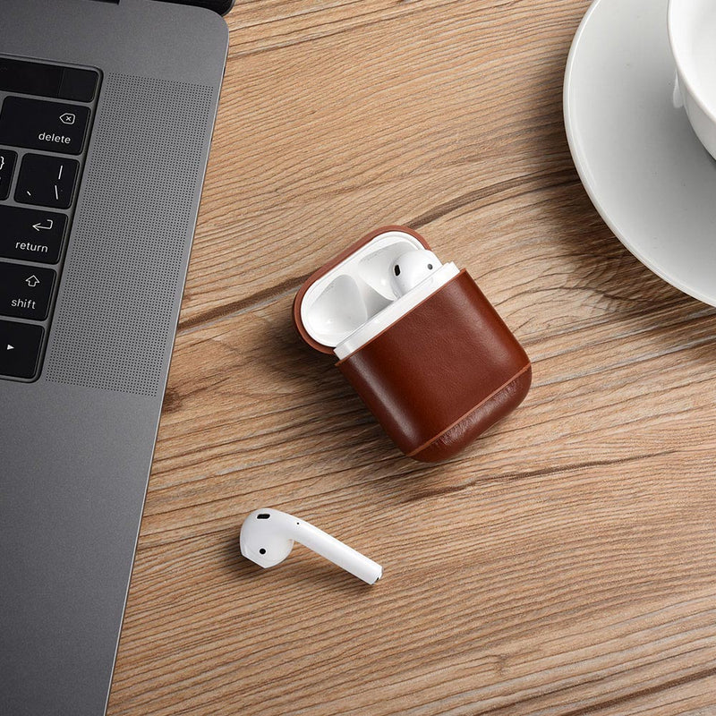 Build Your Own Custom Leather Apple AirPods Case