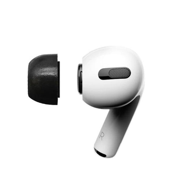 AirPods Pro Memory Black Foam Ear Tips