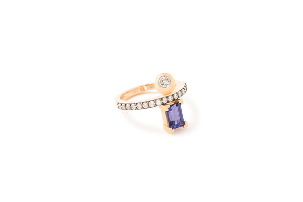 Equal Ring_PG × Iolite