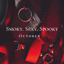 Load image into Gallery viewer, Smoky. Sexy. Spooky Box