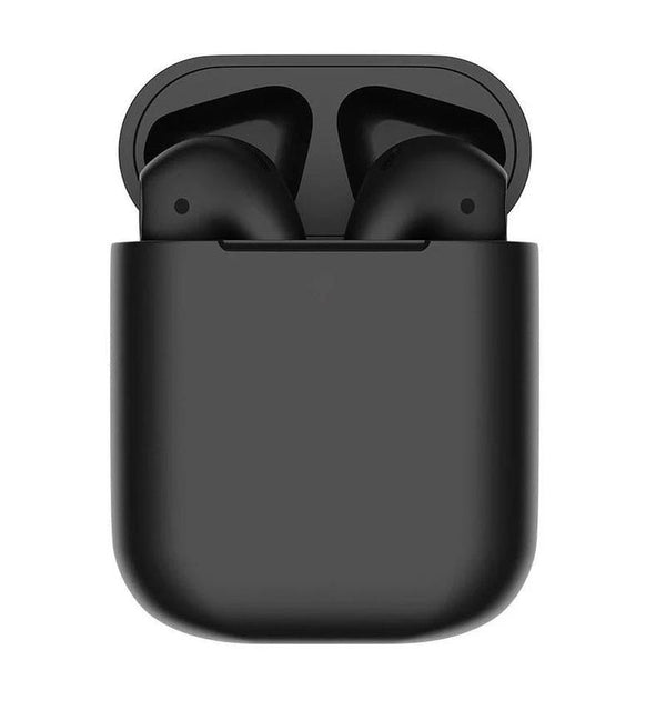 Matte BlackPod® - Wireless Bluetooth EarBuds | PremiumBuds