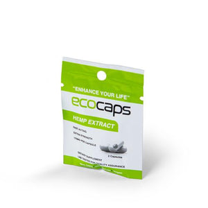 ECOCAPS™ 2ct Travel Pack (170mg)