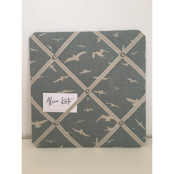 French Memo Board ~ Seagulls