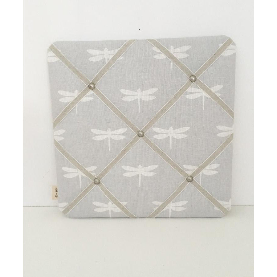 French Memo Board ~ Dragonfly