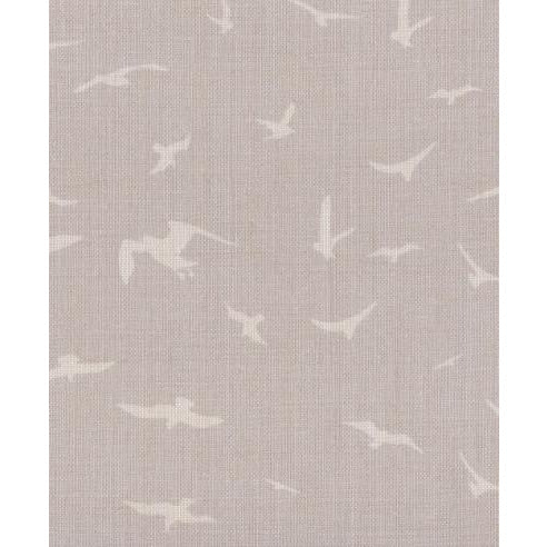 Gustavian Grey on Ivory Linen
