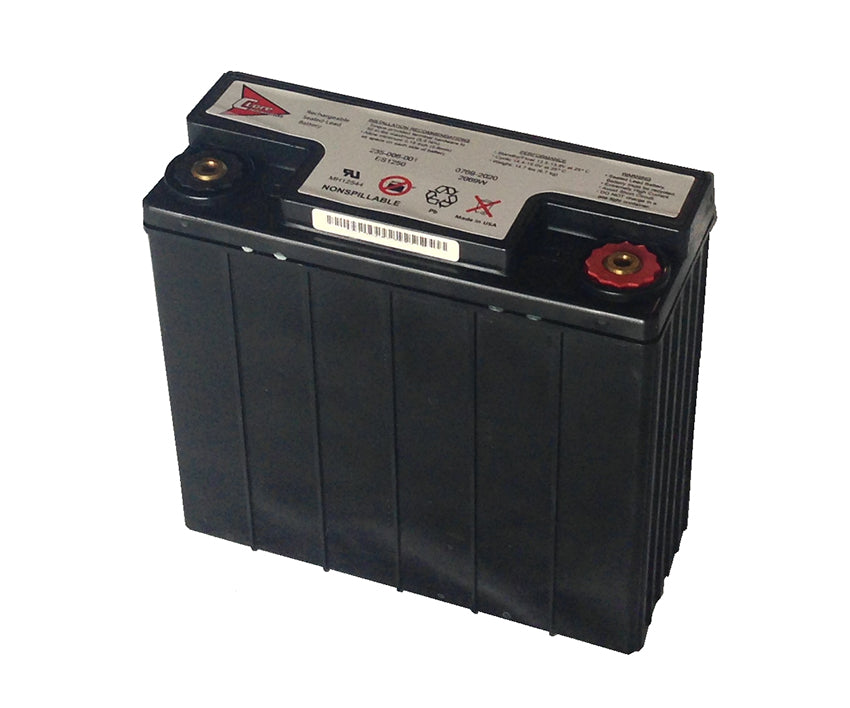 CRANKING Battery 12V-16Ah HAWKER GENESIS Professional Battery