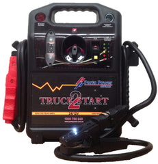 "P1224 ""Truck Start 2"" Fused 12/24v Booster Pack"