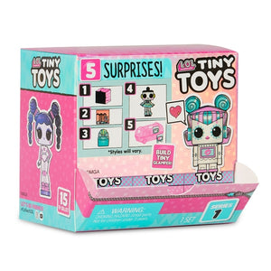 L.O.L. Surprise! Tiny Toys - El Mercado de Juguetes