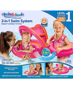 SwimSchool 2 in 1 Swim System