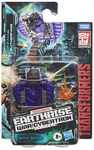 Transformers Earthrise Slitherfang