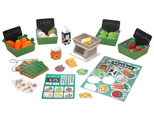 KidKraft  Farmer's Market Play Pack