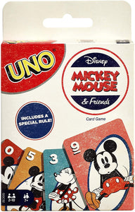 UNO Disney Mickey Mouse & Friends