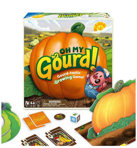 Oh My Gourd Game