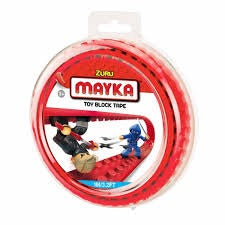 Zuru Mayka Toy Block Tape