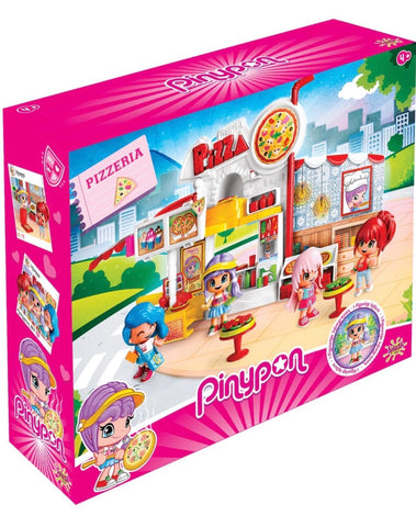 Pinypon Pizzería