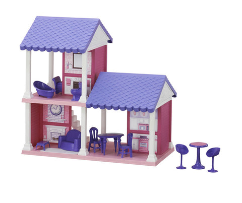 American Plastic - My Doll Cozy Cottage