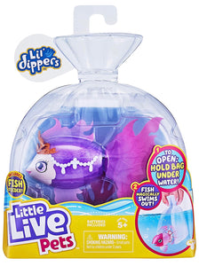 Little Live Pets Lil'Dippers - Purple