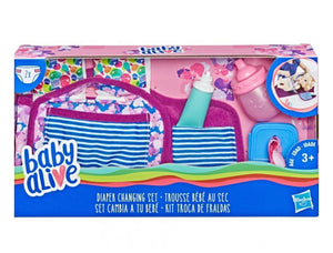 Baby Alive: Diaper Changing Set