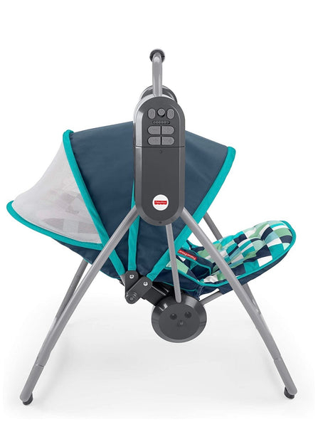 Fisher-Price On-the-Go Swing