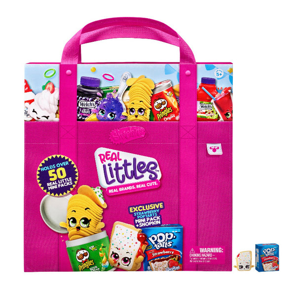 Shopkins Real Little Collector Case: Store and Display