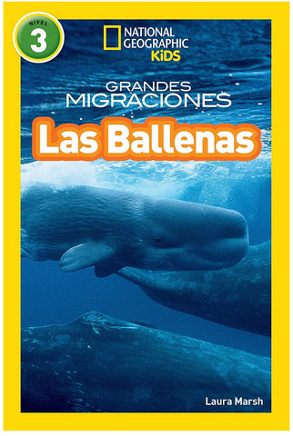 National Geographic Kids: Las Ballenas