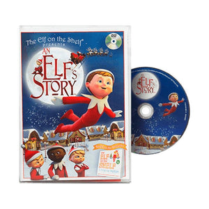 The Elf on the Shelf - An Elf's Story - El Mercado de Juguetes