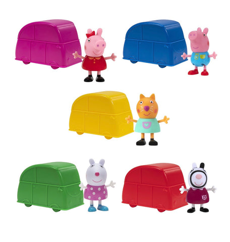 Peppa's Car Surprise Assorted