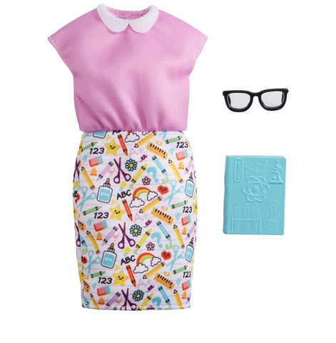 Barbie Fashion Pack Career Teacher Doll