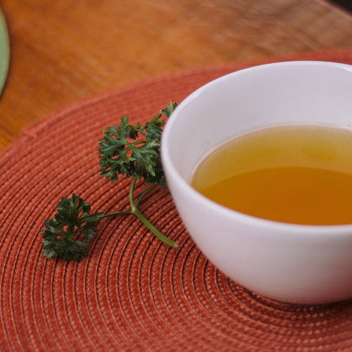 SIPPING BROTH - our special recipe