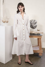Load image into Gallery viewer, Arlo Dress | White