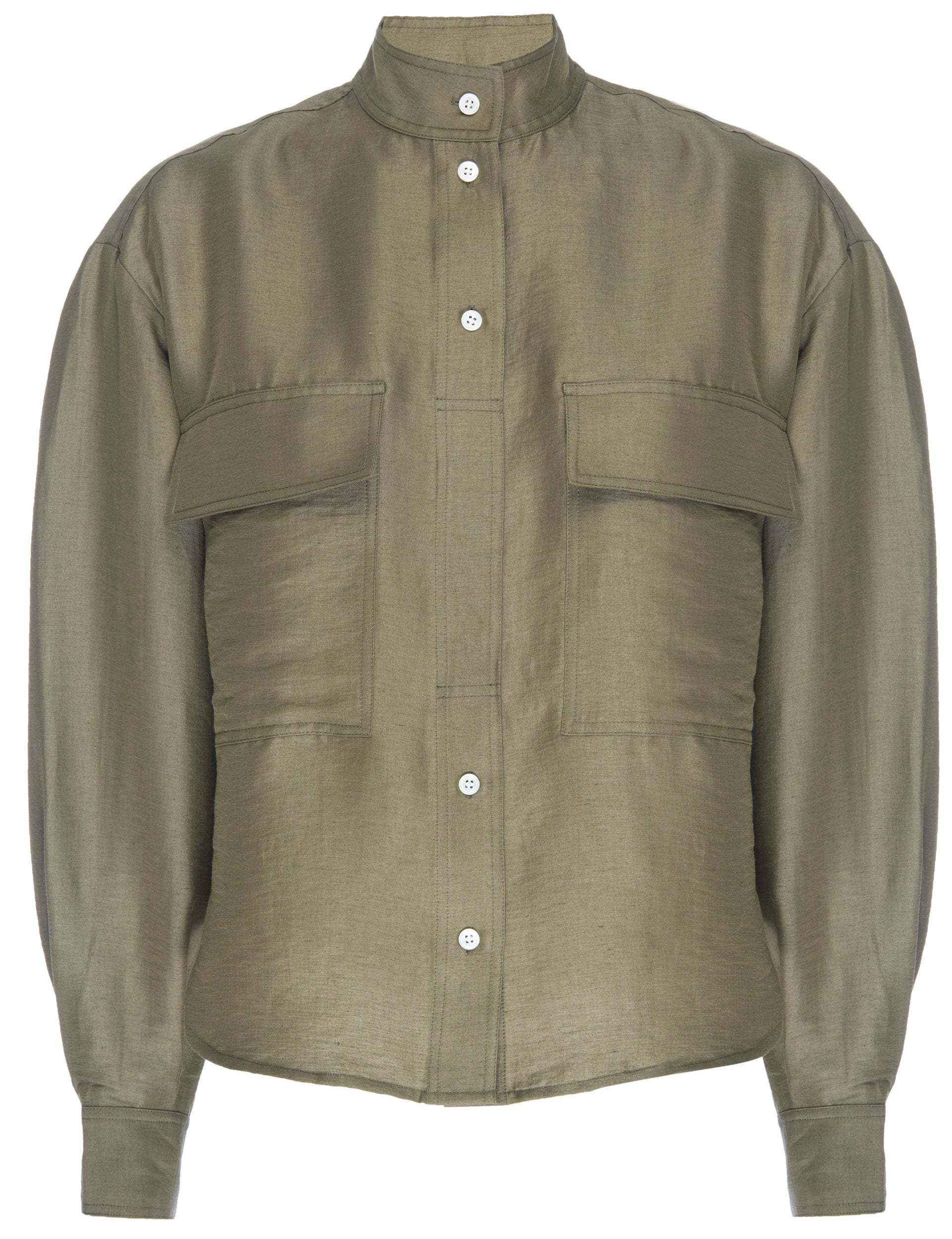Clean Safari Shirt