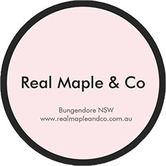 Real Maple and Co is Oditi Designs new stockist in Braddon Canberra