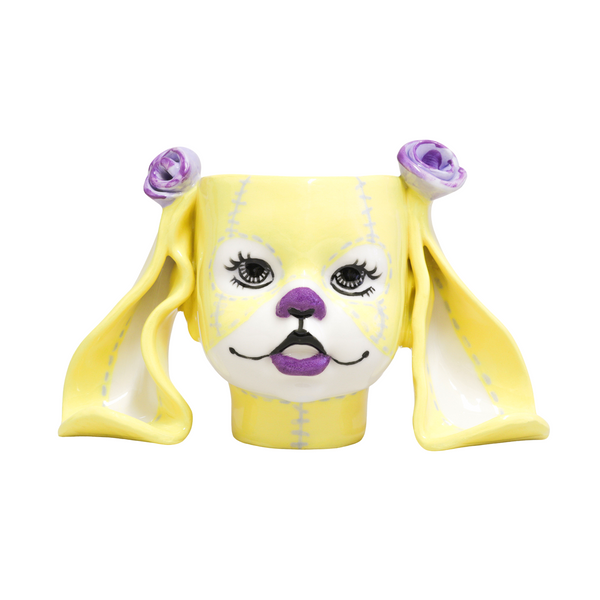 Oditi Designs yellow Bunny