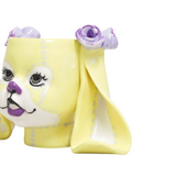 Oditi Designs yellow Bunny side