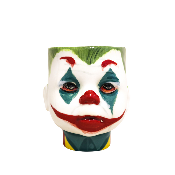 Clown Joaquin Joker handmade in Australia