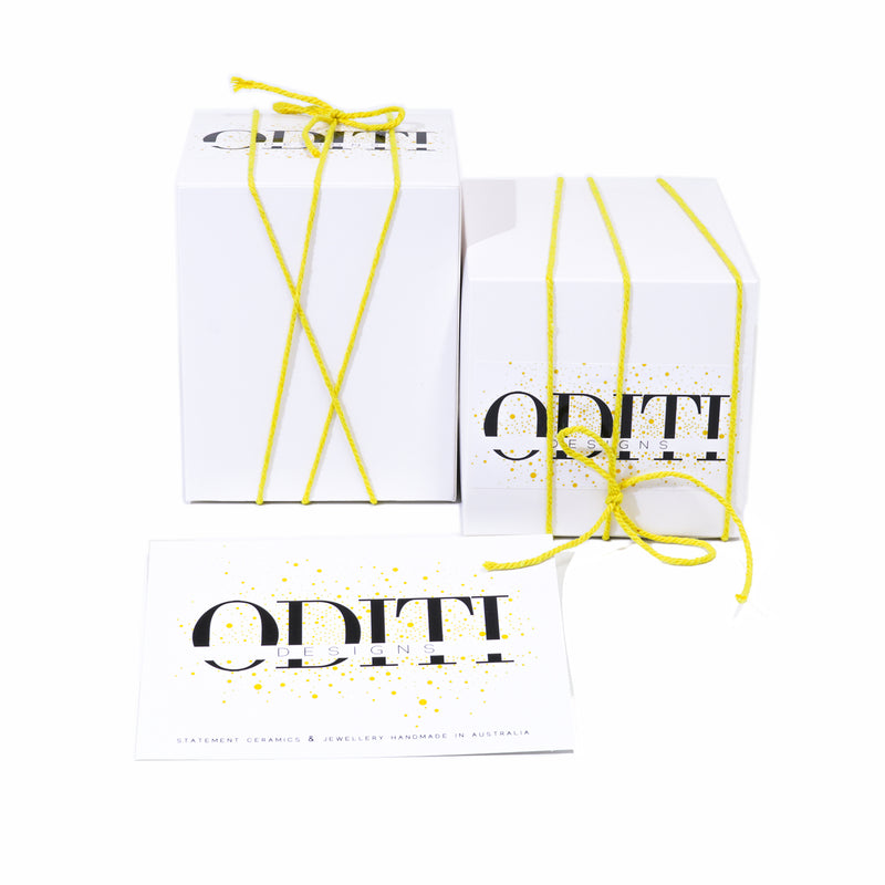 Oditi Designs gift box